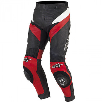 Мотоштаны Alpinestars Apex Black-Red 54