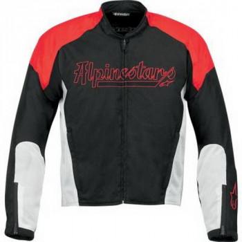 Мотокуртка Alpinestars Force AF Black-Red-White 2XL