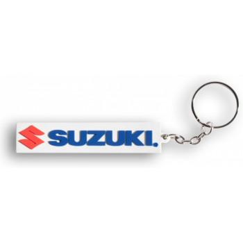 Брелок Suzuki White-Blue-Red