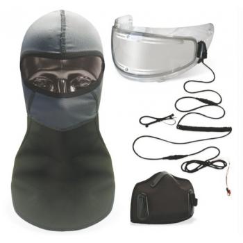 Визор Bell с подогревом для шлемов Vortex, Star, RS-1 Clear