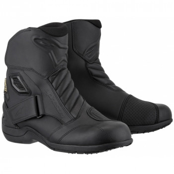 Мотоботы Alpinestars New Land GTX Black 39