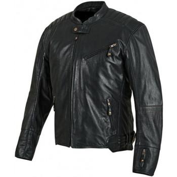 Мотокуртка кожаная Speed & Strength Rust Redemption Black XL