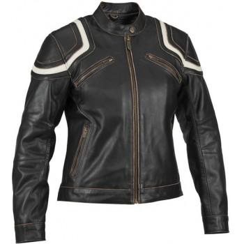 Мотокуртка женская River Road Babe Vintage Black L