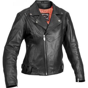 Мотокуртка женская River Road Sapphire Black L