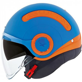 Мотошлем Nexx SX.10 Blue-Orange XL