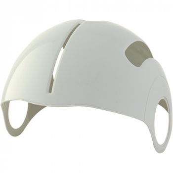 Крышка для мотошлема Nexx SX.10 White Metall