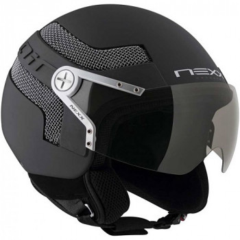 Мотошлем Nexx X60 Air Matt Black 2XL