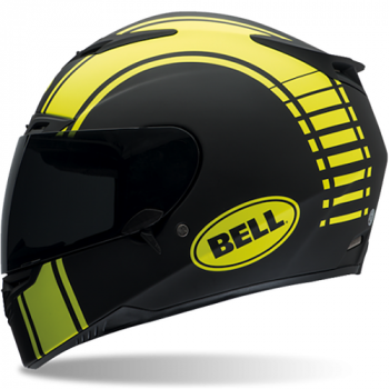 Мотошлем Bell RS-1 Liner Black-Yellow Matt L