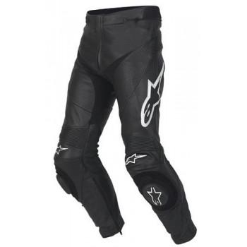 Мотоштаны кожаные Alpinestars Track Leather Black 48