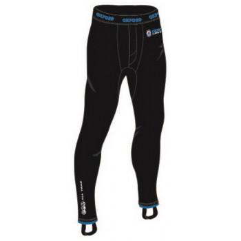 Термоштаны Oxford Trousers Black S