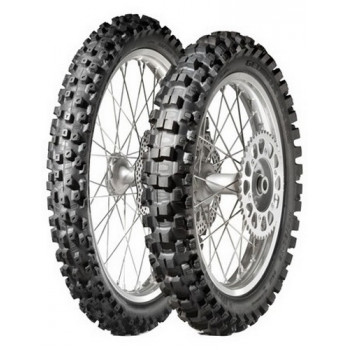 Мотошины Dunlop Geomax MX52 100/90-19 57M TT