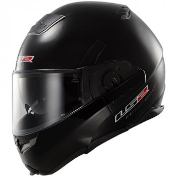 Мотошлем LS2 FF393 Convert Gloss Black S