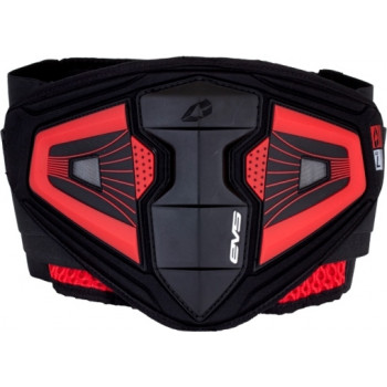 Пояс защитный EVS Impact Black-Red S