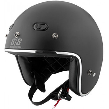Мотошлем Speed and Strength SS600 Back in Black Matt Black 2XL