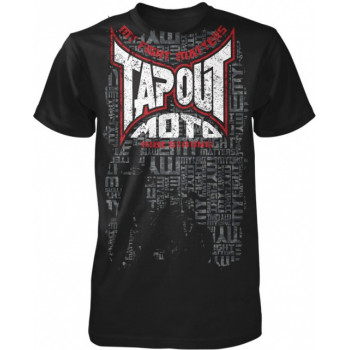 Футболка Speed & Strength Tapout Black XL