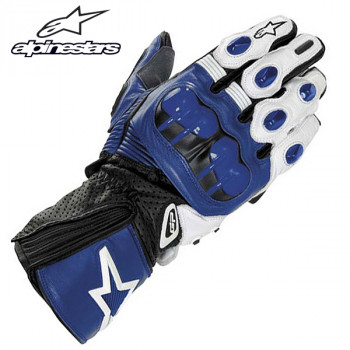 Мотоперчатки Alpinestars Gp Plus Glove Blue S