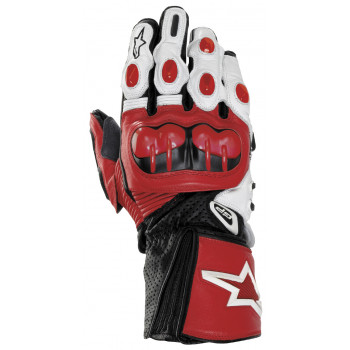 Мотоперчатки Alpinestars Gp Plus Glove Red M