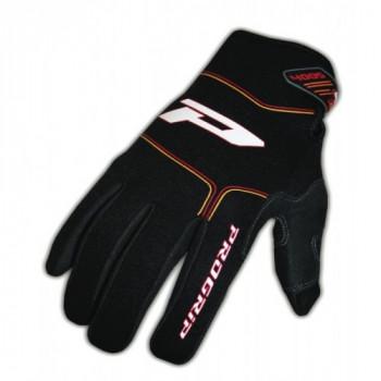 Мотоперчатки Pro Grip Cross Neoprene Black M