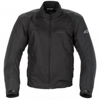 Мотокуртка Alpinestars DEL MAR AIR-FLO Black S
