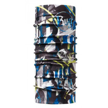 Бафф детский Buff Junior High Uv Smash Black-Blue-Grey (2014)