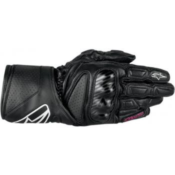 Мотоперчатки женские Alpinestars Stella SP-8 New Black L