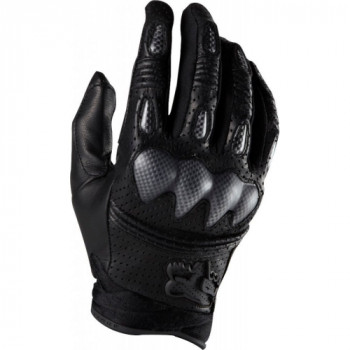 Мотоперчатки Fox Bomber S Black S