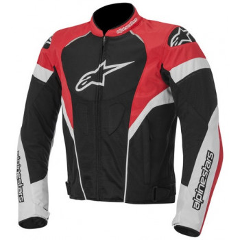 фото 1 Мотокуртки Мотокуртка Alpinestars T-GP Plus R Air Black-White-Red L