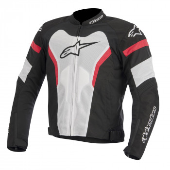 Мотокуртка Alpinestars T-GP Pro Air Black-White-Red XL