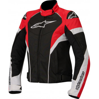 Мотокуртка женская Alpinestars Stella T-Gp Plus R Air Black-White-Red S