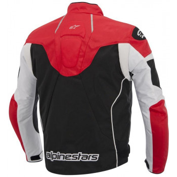фото 2 Мотокуртки Мотокуртка Alpinestars T-Gp Plus R Air Black-White-Red XL