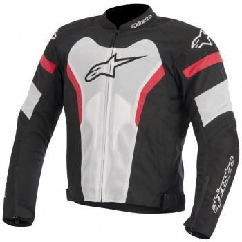 Мотокуртка Alpinestars T-GP Pro Air Black-White-Red L