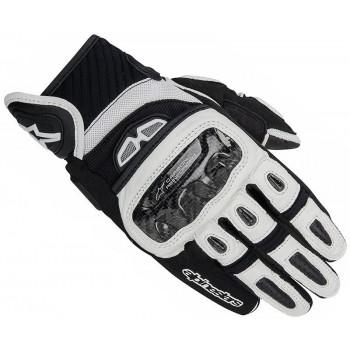 Мотоперчатки Alpinestars GP Air кожа-текстиль Black-White XL