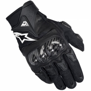Мотоперчатки Alpinestars SMX-2 AC Black S