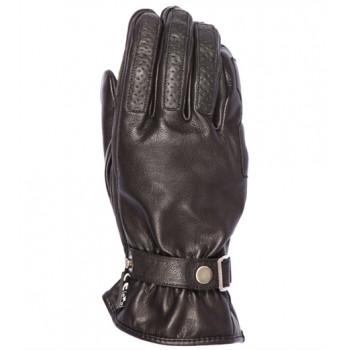 Мотоперчатки кожаные Bering Robb Black Т11