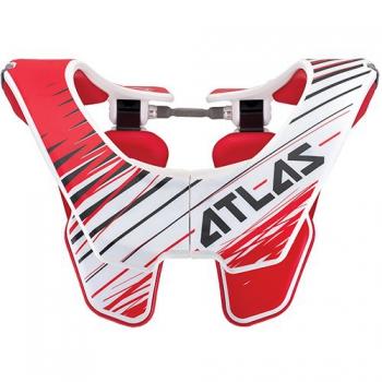 Защита шеи Atlas Air Red Tornado S