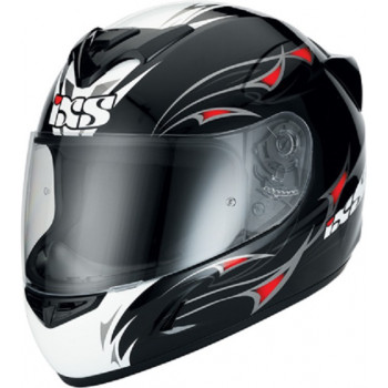 Мотошлем IXS HX 524 Allure Black-Red-Grey XS