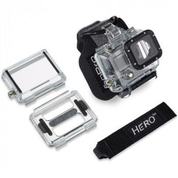 Крепление на запястье GoPro Hero3 Wrist Housing Black-Clear
