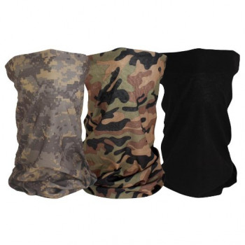 Баффы Zanheadgear 3-PACK Militari Tactical (3 шт)
