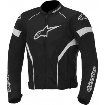 Мотокуртка Alpinestars T-GP Plus R Black-White L
