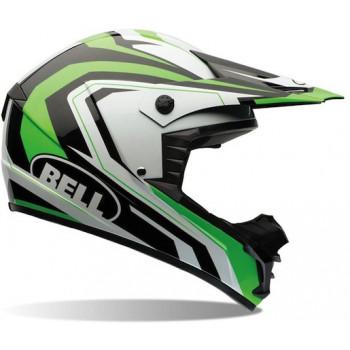 Мотошлем BELL SX-1 Storm ECE Green XL