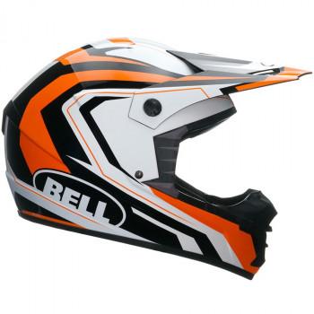 Мотошлем BELL SX-1 Storm ECE Orange XL