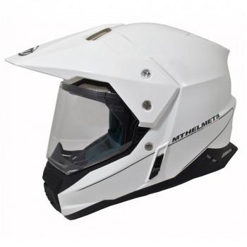 Мотошлем MT Synchrony Duo Sport White M