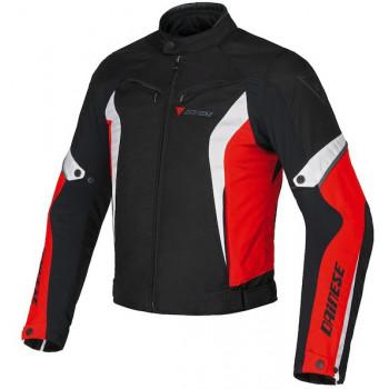 Мотокуртка текстильная Dainese Crono Black-Red-White 50