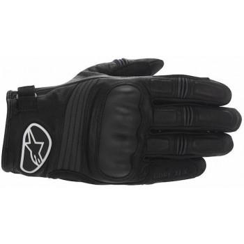 Мотоперчатки кожаные Alpinestars Mustang Gore Grip Black XL