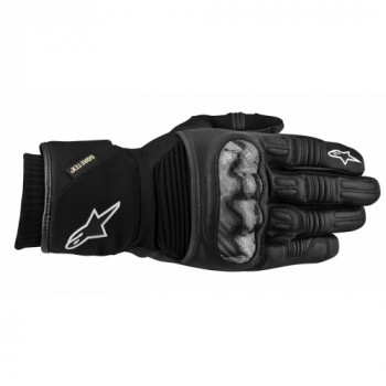 Мотоперчатки кожаные Alpinestars Polar GTX Black S