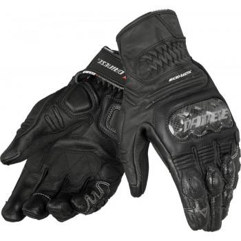 Мотоперчатки кожаные Dainese Carbon Cover S-ST Black L