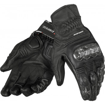 Мотоперчатки кожаные Dainese Carbon Cover S-ST Black XL