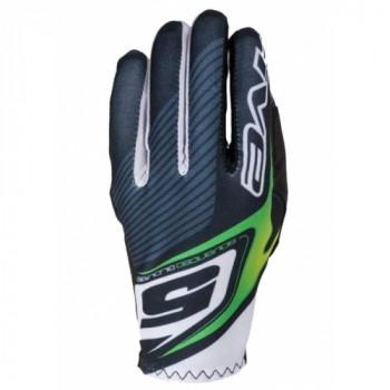 Мотоперчатки Five MX Practice Green L