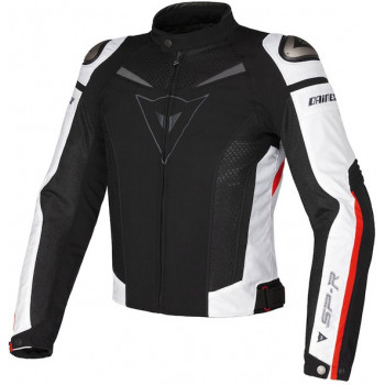 Мотокуртка Dainese Super Speed Black-White-Red 58