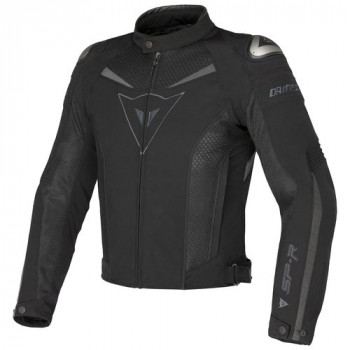 Мотокуртка Dainese Super Speed Black-Grey 56